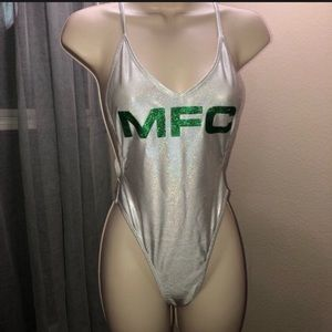 Other - MFC MyFreeCams Shiny monokini Small/Medium